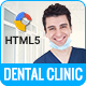 GWD | Dental Clinic HTML5 Banners - 07 Sizes