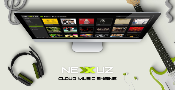 Download Nexxuz: Cloud Music Engine