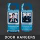 Corporate Door Hanger - V3