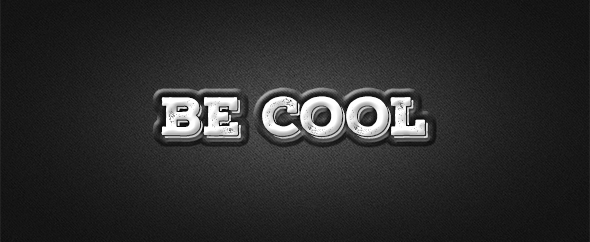 Be-cool