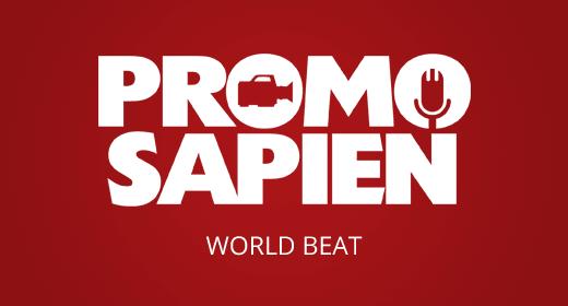Promo Sapien World Beat