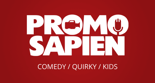 Promo Sapien Comedy Quirky and Kids