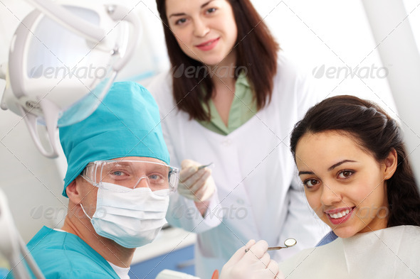 Dentist's office - Stock Photo - Images
