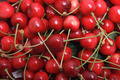 cherries background - PhotoDune Item for Sale