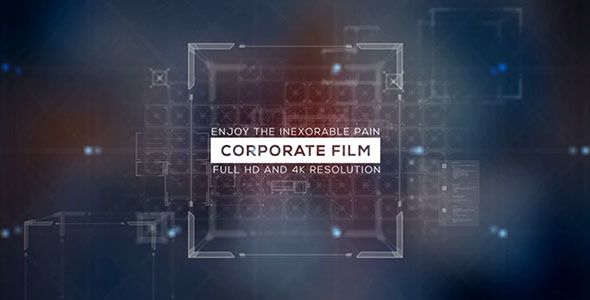 Corporate Film 4K and FULLHD (Commercials)