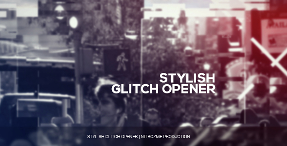 Stylish Glitch Opener (Special Events)