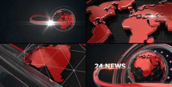 News 24 Opener