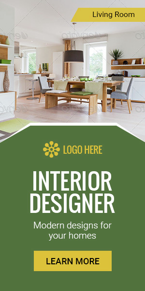 Gwd interior designer html5 ad banner 07 sizes by for Interior design adverts