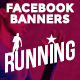 Facebook Banners - Running