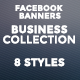Facebook Banners - Business Collection