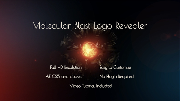 Download Molecular Blast Logo Revealer nulled download