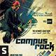 Campus Rock Flyer