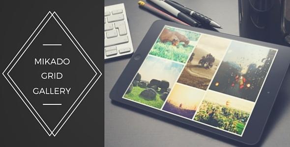 Mikado WordPress Photo Gallery