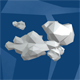 Low Poly Clouds Pack