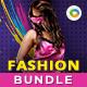 Fashion Sale Banners Bundle - 4 Sets