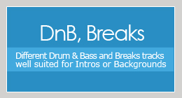 Breaks, Drum & Bass