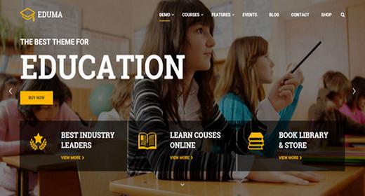 Education WordPress Themes