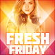 Fresh Friday Flyer - GraphicRiver Item for Sale