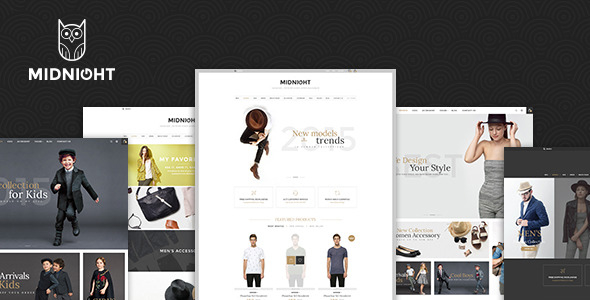 JMS MidNight - Responsive Prestashop Theme