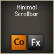Minimal Scrollbar Component - ActiveDen Item for Sale