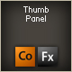 Thumb Panel Component - ActiveDen Item for Sale