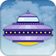 UFO Attack with AdMob and Leaderboard