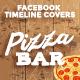 Facebook Timeline Cover - Pizza Bar