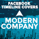 Facebook Timeline Covers - Modern Company