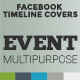 Facebook Timeline Cover - Event Multipurpose
