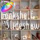 Bookshelf Slideshow - Photo Gallery