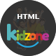 Kidzone - Children Kindergartent HTML