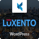 Luxento - Magazine WordPress theme