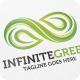 Infinite Green - Logo Template