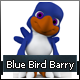 Blue Bird Barry