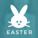 Easter Facebook Timeline Cover