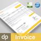 Content Marketing Invoices + Letterhead