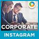 Corporate Instagram Banners - 10 Designs