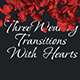 Hearts Transitions