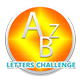 Letters Challenge - HTML5 game (Construct 2 full easy .capx)