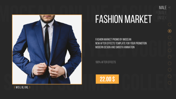 Fashion Market (Commercials)