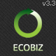 ECOBIZ -  Business WordPress Theme