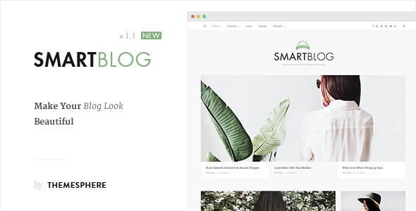 Blog Theme - SmartBlog
