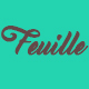 Feuille - Creative & Unique Portfolio Template HTML5