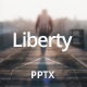 Liberty PowerPoint Presentation