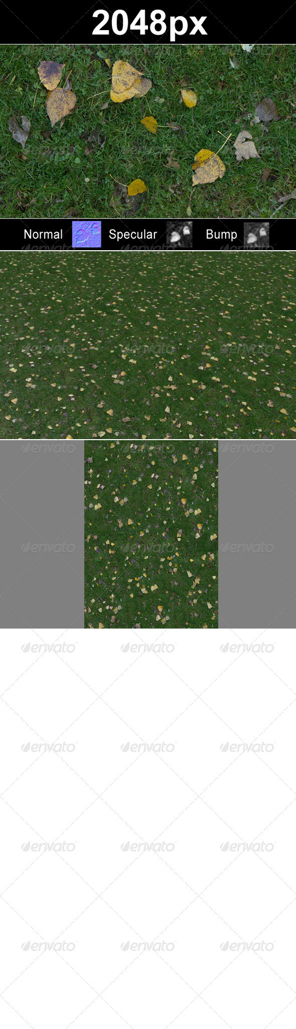 3DOcean Lawn 2 with leaves 1506320