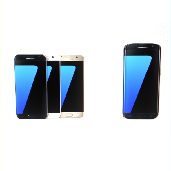 Samsung Galaxy S7 & S7 Edge - 3DOcean Item for Sale