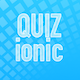 Quizionic - A Quiz App Template for Ionic Framework with SQLite database.