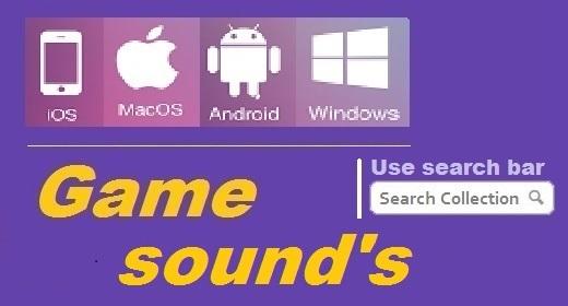 * Game Sound's