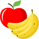 Fruit Sorting with AdMob and Leaderboard