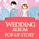 Wedding Album Pop-up Story